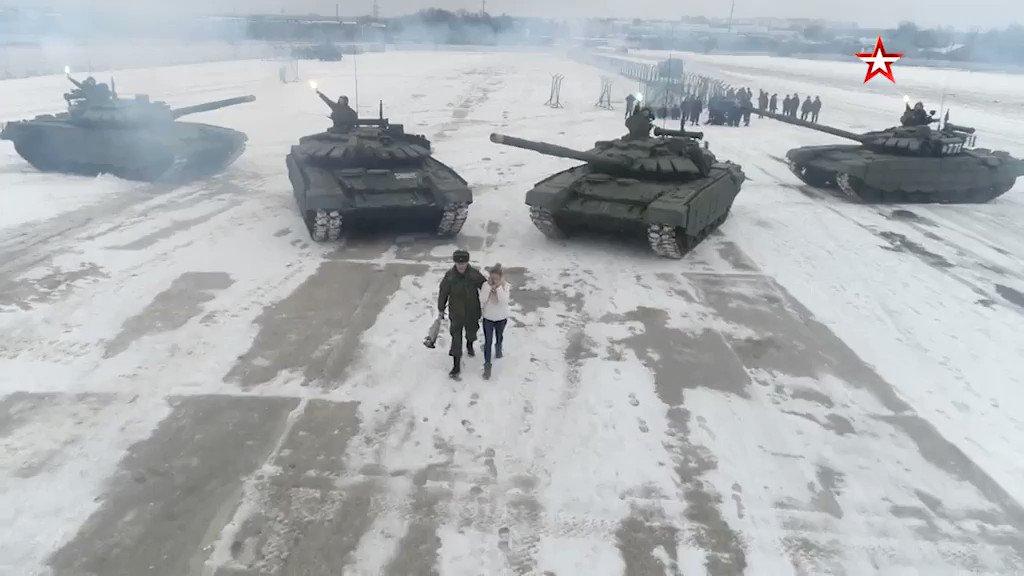 ヤポンスキーよ、これがロシアのバレンタインデーだ。
