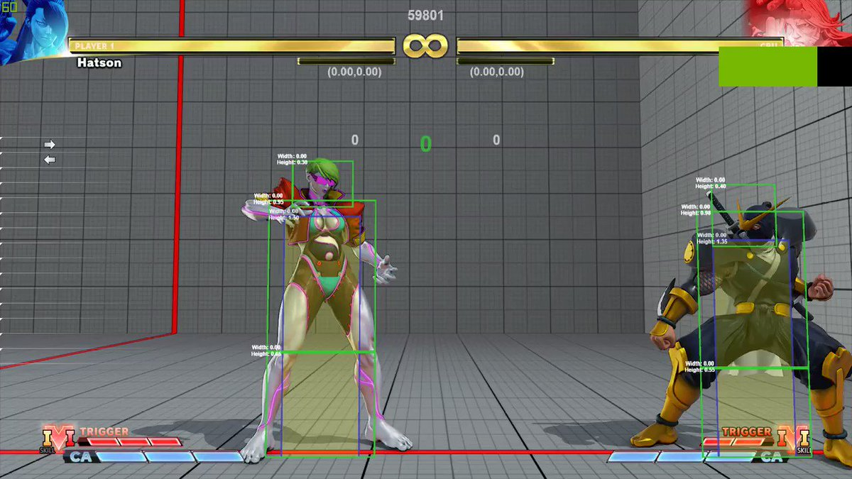 Seth Hurtbox Hitbox