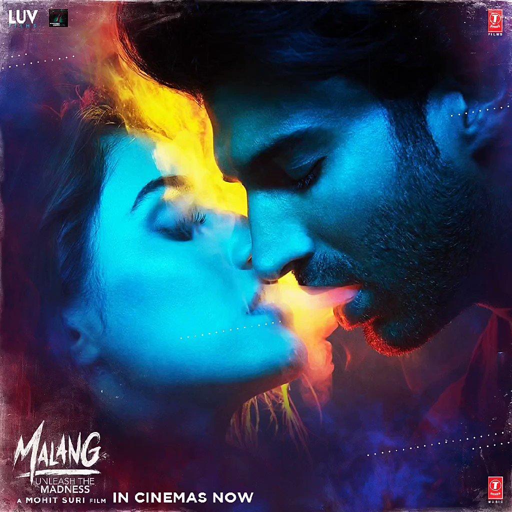 Fall in love this Valentine's the Malang way 💛 #MalangInCinemas Book tickets here🎟 http://bit.ly/Malang-BMS http://bit.ly/Malang-paytm   @AnilKapoor #AdityaRoyKapur @DishPatani @kunalkemmu @mohit11481 @luv_ranjan @gargankur @itsBhushanKumar @jayshewakramani @LuvFilms @MalangFilm