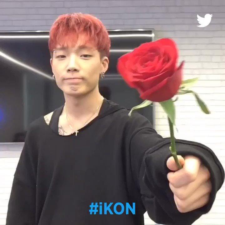 RT @YG_iKONIC: Let's get it! #iKONIC 😎  #TwitterBlueroom #Ask_iKON  #TwitterMirror 360 #iKON #BOBBY https://t.co/rb1rraUSjv
