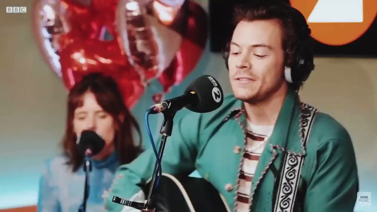 harry styles covering big yellow taxi by joni mitchell, that's it. that's the tweet.