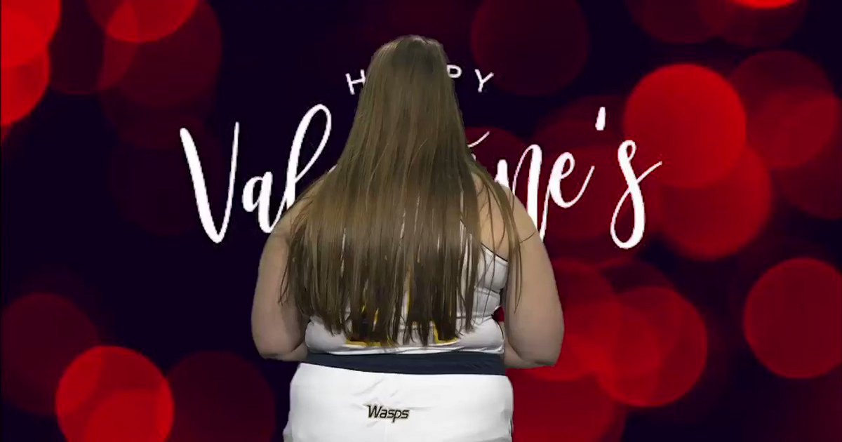 Happy Valentine's Day from E&H Women's Basketball. Make sure you watch the whole video!
