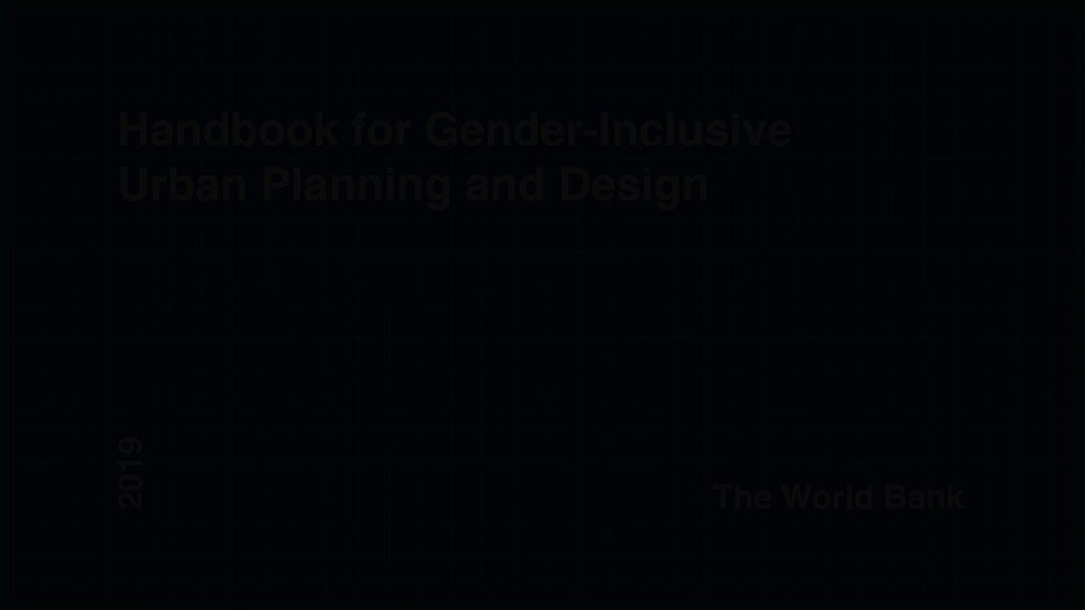 .@SamehWahba: There can be no inclusive cities without gender-inclusive urban design. City planning must actively include the voices of women, girls and sexual & gender minorities. Download handbook on #GenderInclusiveCities: http://wrld.bg/ECyA50ymU7S #SDG5 #WUF10
