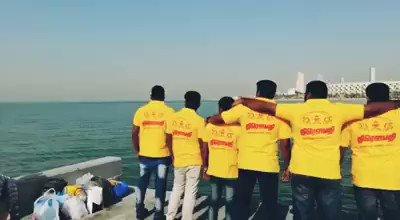 #Draupathi #திரெளபதி FAN MASS IN #DUBHAI #DUBAI #ABUDHABI #ABUDABI pic.twitter.com/4E21nnrkJK