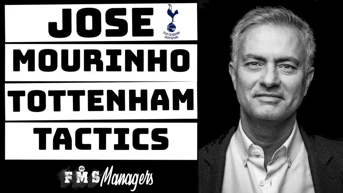 Since Jose Mourinho has come in, Tottenham's results have rapidly improved. We take a look at the tactics he's used to do this. Full video link: https://www.youtube.com/watch?v=zXab7e1pcRw…  #THFC #COYS #Mourinho #Jose pic.twitter.com/yBuRtNmzSd