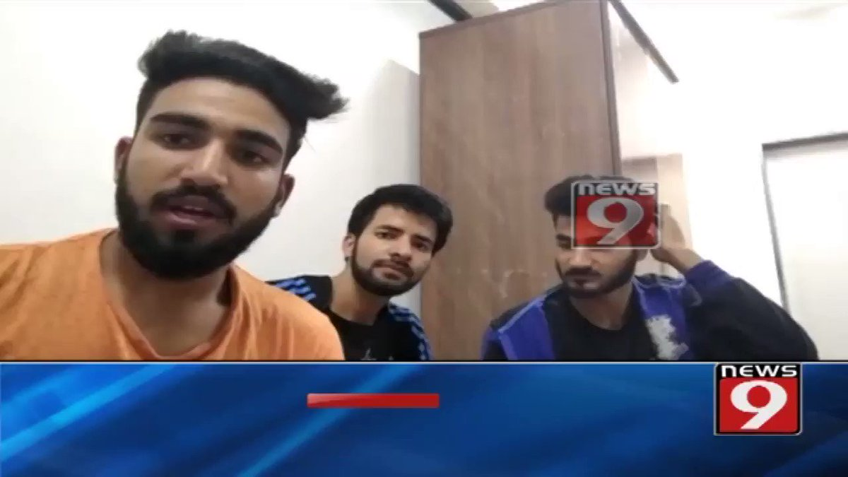 #BIGNEWS: Pro-Hindu activists thrash 3 #Kashmiri students for raising 'Pakistan Zindabad' slogans in #Hubballi. Accused students raised Pro-Pak slogans on Feb 14th which was observed as Pulwama Martyrs Day. Students studying at KLE Engineering college in #Hubballi.
