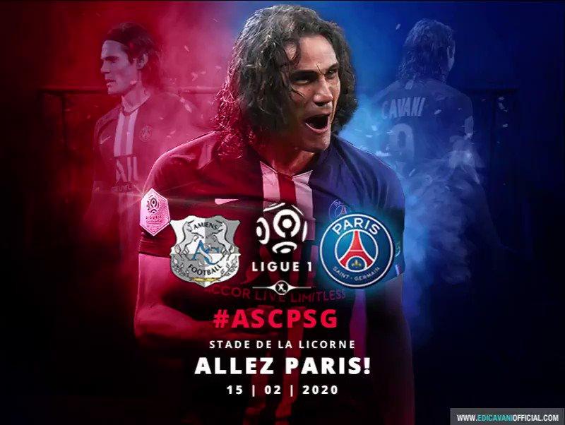 ALLEZ PARIS! #ASCPSG