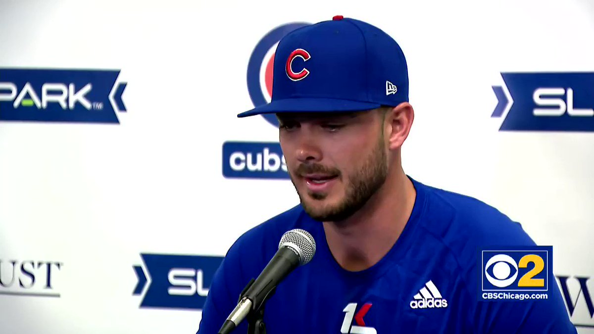 Kris Bryant roasts Houston Astros on electronic sign-stealing scandal. @cbschicago