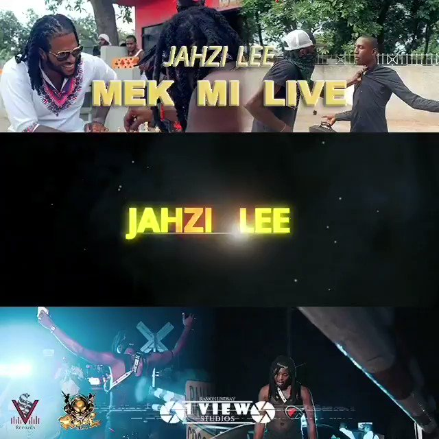 Get Ready.... Jahzi Lee - Mek Mi Live Official Video Dropping Soon  @JahziLee @Shanevillareco1pic.twitter.com/6logym25wU