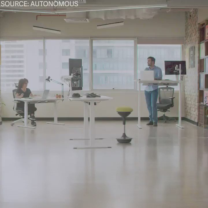 Add #AI to your desk and it can order your lunch for you. (Circuit Breaker)