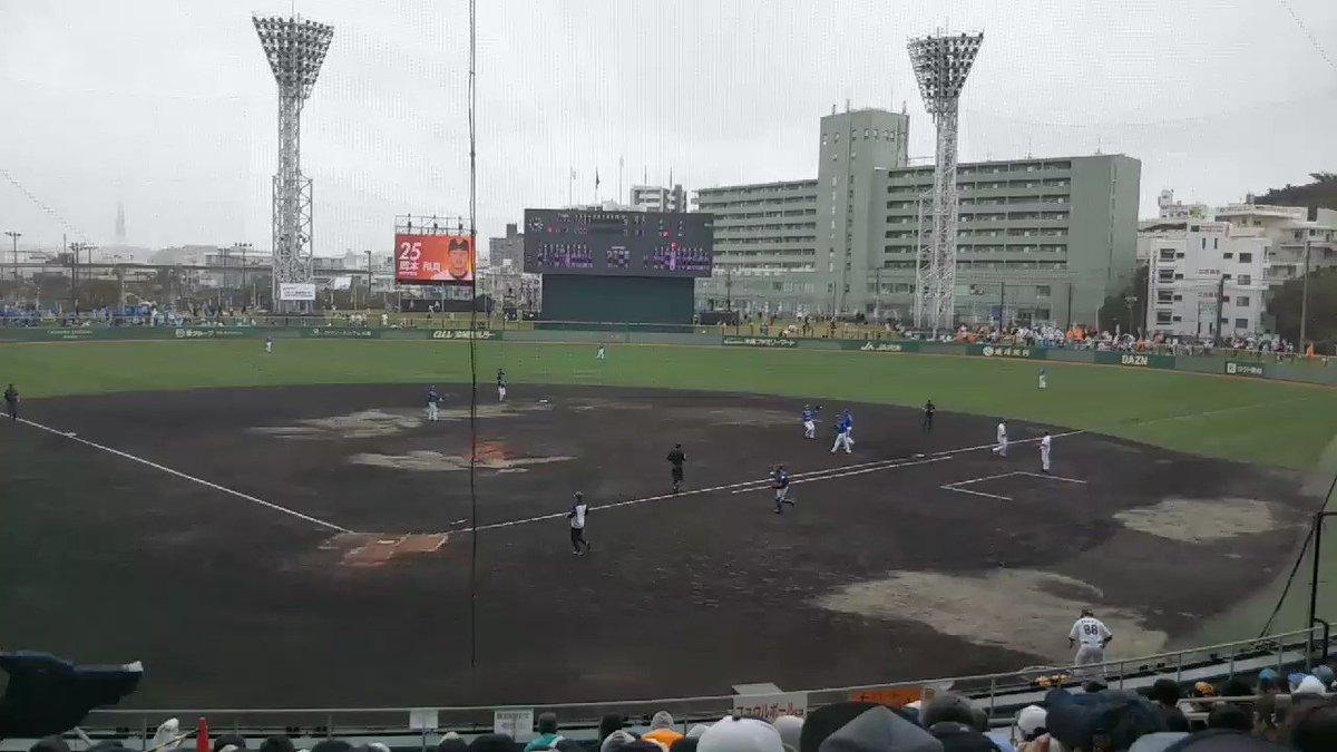 巨人パーラ2打席目もベイビー・シャーク三塁ベンチでDeNAロペスがまたもサメダンスを披露🦈🦈🦈