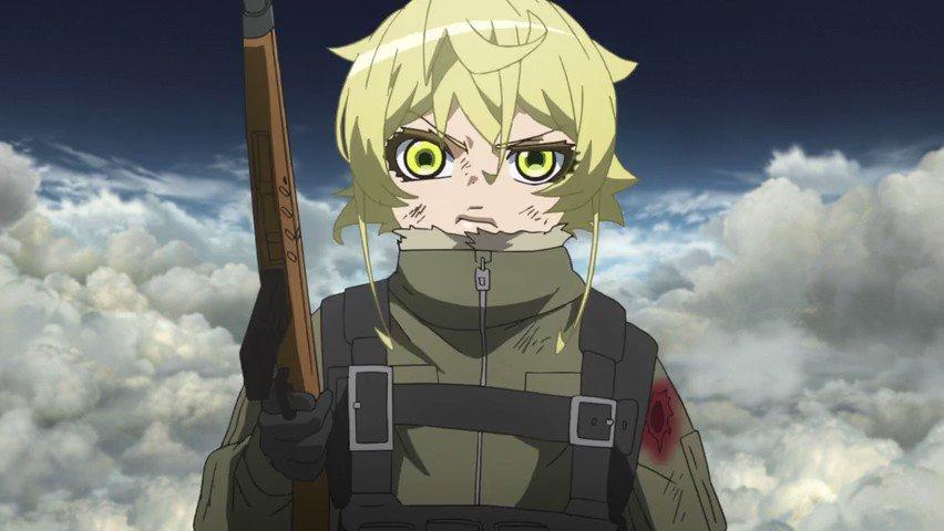 Key Animation: Kazunori Ozawa (小澤 和則)Shosuke Ishibashi (石橋 翔祐)Anime: Youjo Senki (幼女戦記) (2017)