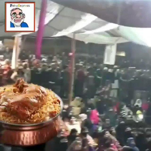 @PMOIndia @narendramodi s reaction of the @pid_gov @ImranKhanPTI  @HamidMirPAK  biryani at @ShaheenBagh_ #ShaheenBaghProtesters #Shaheenabagh #Biryani #CAA_NRC_NPR #SundayFeels #shaheenbaghstandoff #shah refuses to meet #Shaheenabagh