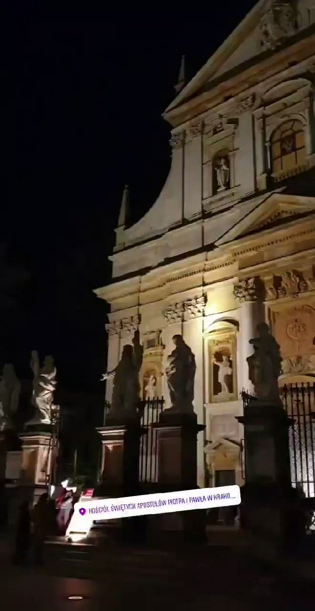 Image for the Tweet beginning: Church of St. Peter and