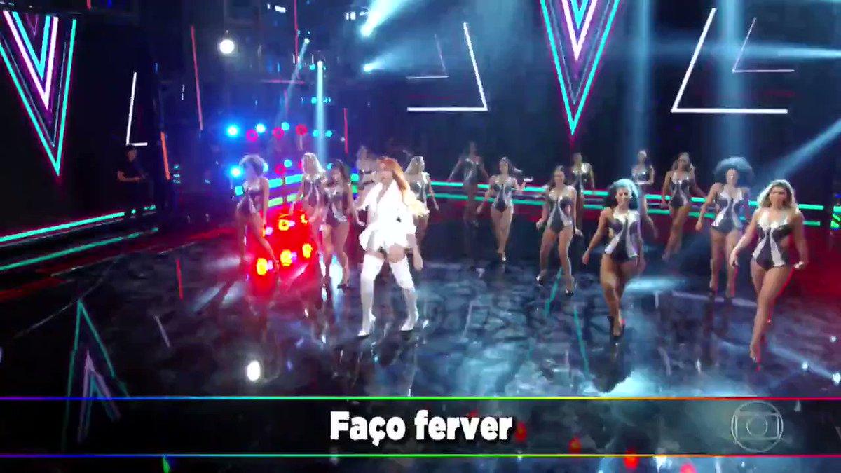 HIT ATEMPORAL!!!!! Pabllo Vittar cantando seu smash hit Corpo Sensual no quadro #DingDong do Domingão do Faustão!