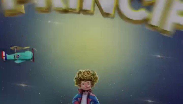 ¡Una historia mágica se toma @El_Tesoro 😍 #ElPrincipito 💚 Déjate sorprender a partir del 21 de febrero con dos atracciones mágicas y toda una programación cultural para toda la familia. ¡prepárate! ⭐☄ Música original de #ElPrincipitoMusical @onestageproducciones