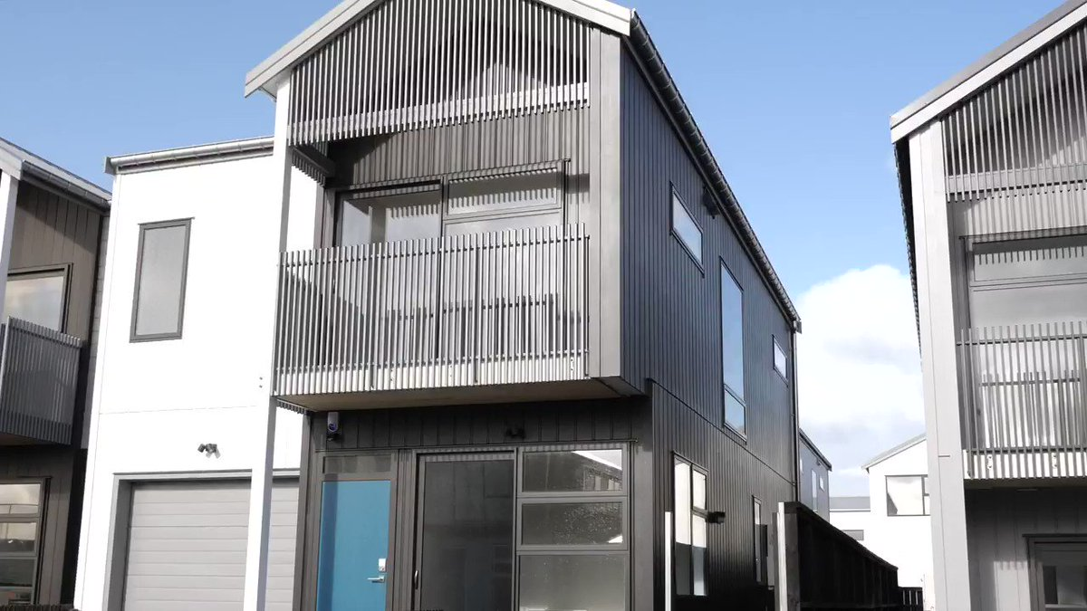 Home goals 😍 Get your weekends back in this brand new, low maintenance 3 bed home in the sought after location of West Hills! OPEN this weekend! More here:  #morethanhouses #work #shop #play #learn #aucklandrealestate