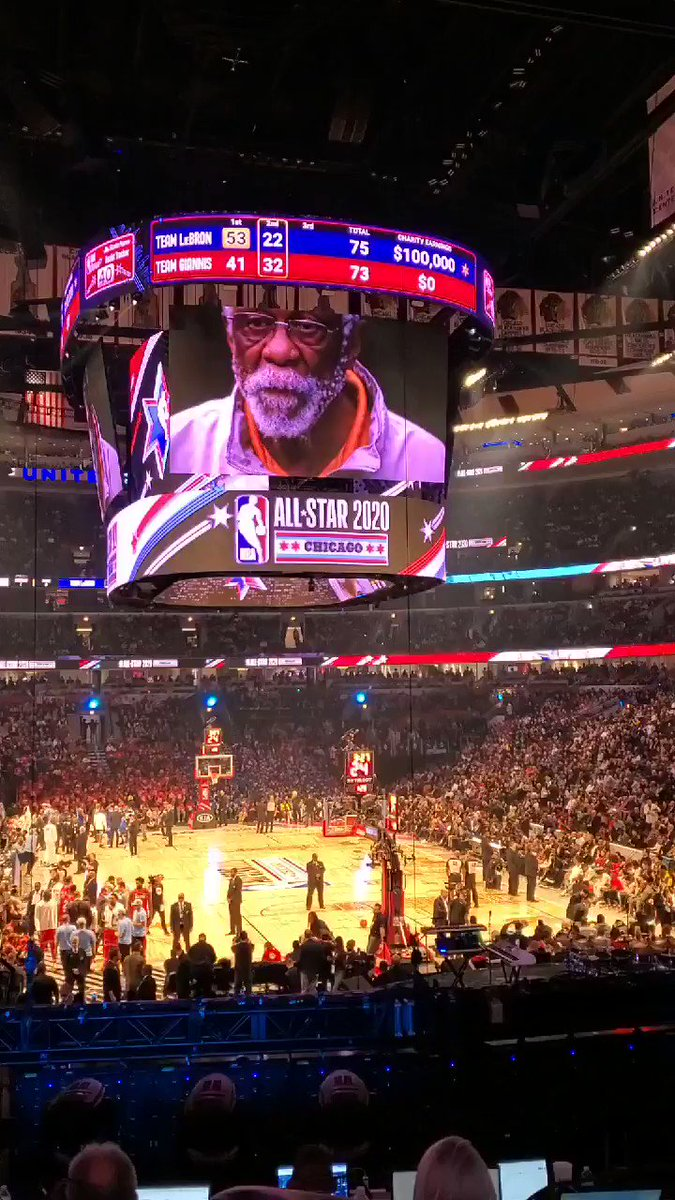 Black history month salute to Bill Russell