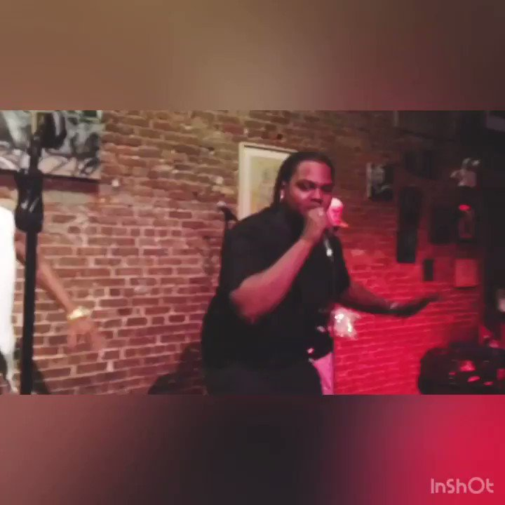 """Check out King Hearts Performing """"Night Club"""" with #dancers @dblockcomcom @officialdhoodie Showcase location @nuyoricanpoetscafe Presented by @afton.shows Support! Share!"""