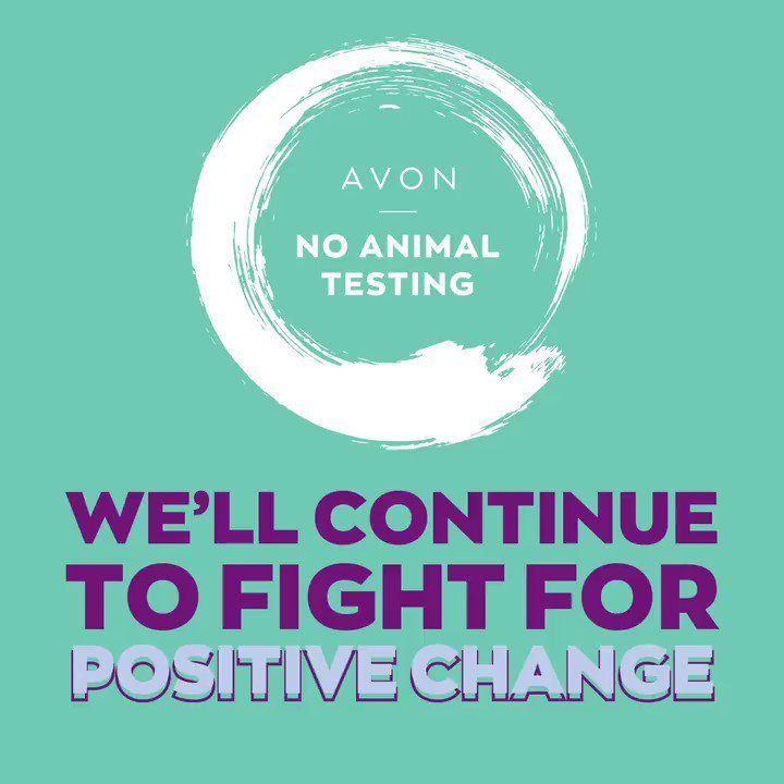 We are proud to be the first global beauty company to stop animal testing across all our brands, and we will continue to work to drive positive change.