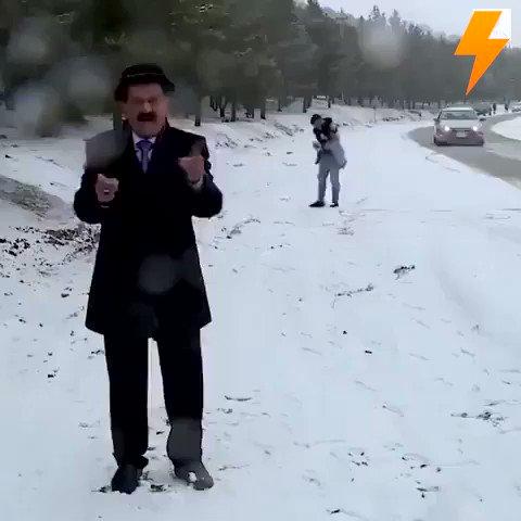 イラクの天気予報マジで笑った