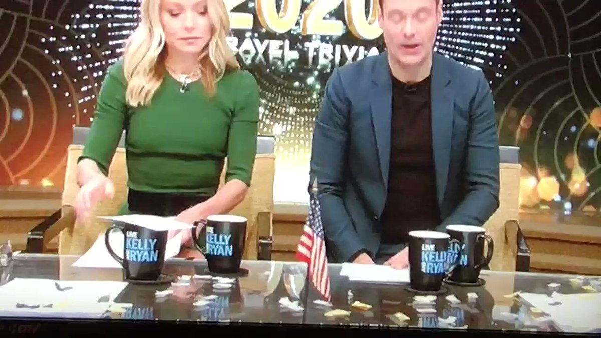 Hey, @SamHeughan did you know that you made a special appearance on @LiveKellyRyan today 3/17; as a trivia question?  The caller won the trip!