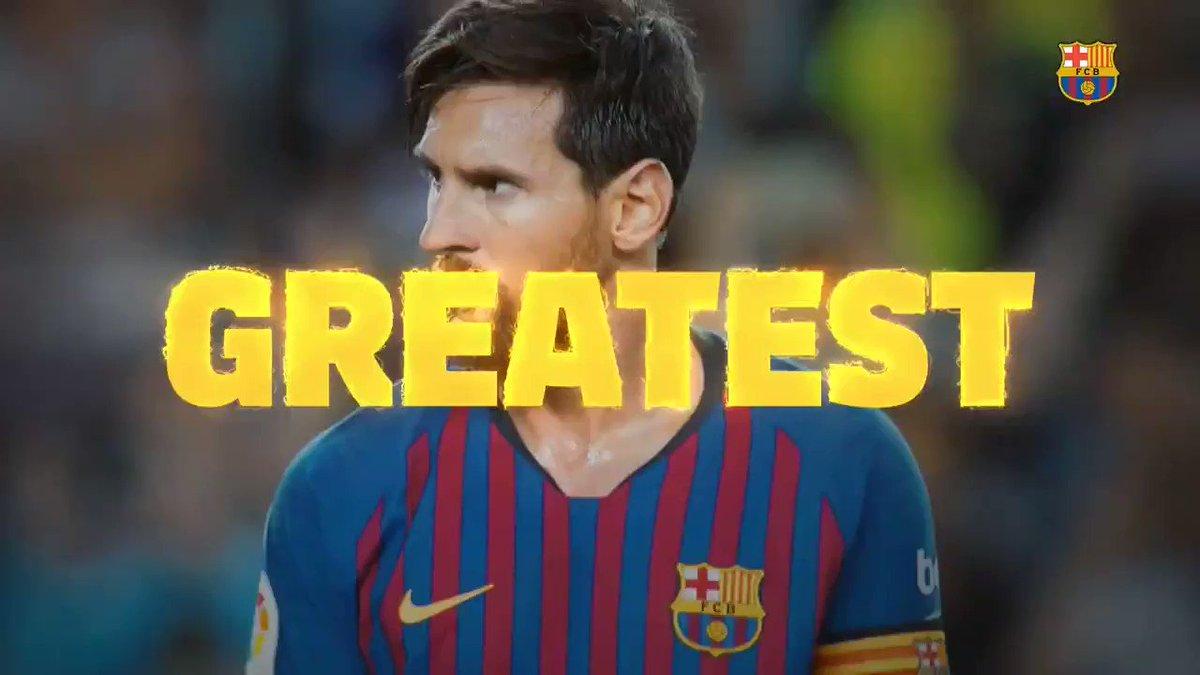 .. Al hacerlo, #Messi fue el máximo asistente y goleador de @LaLiga, ganando su sexta Bota de Oro 🤯