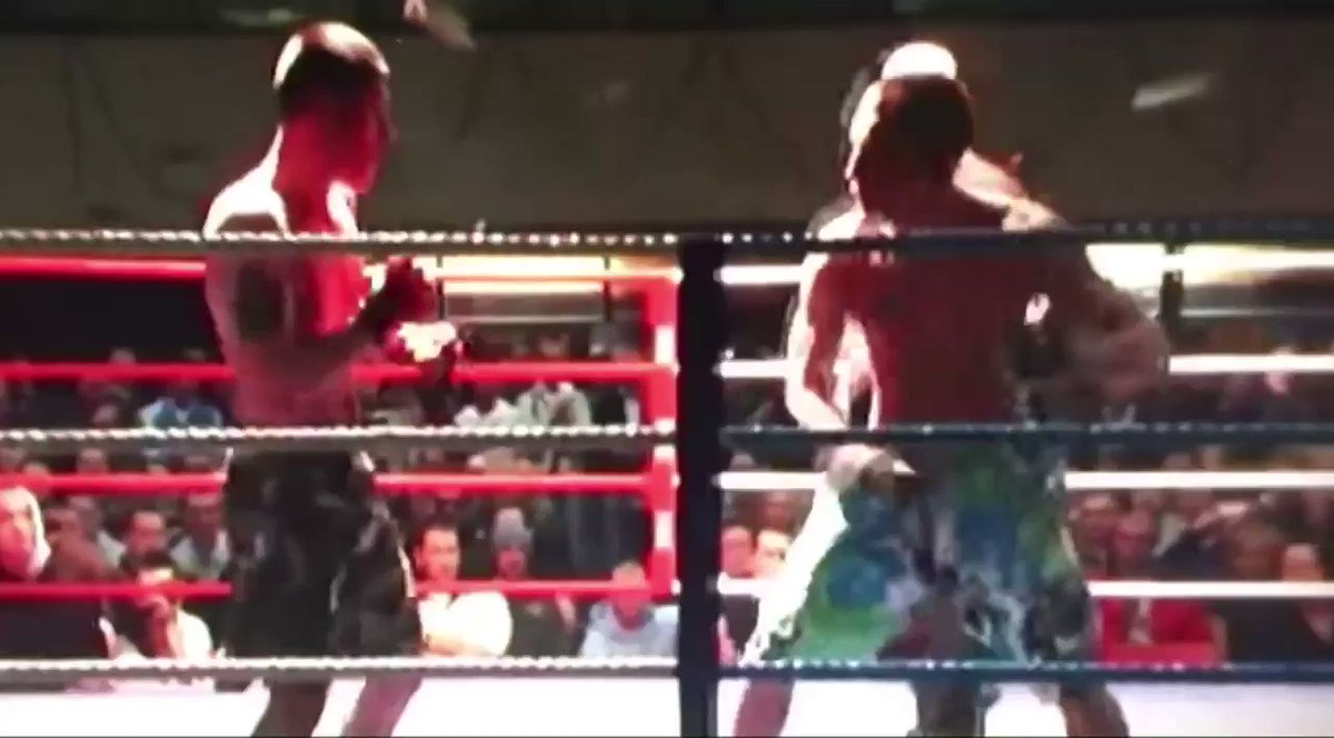 Feb17.2007  14 years ago today,  @TheNotoriousMMA made his amateur MMA debut & finished Kieran Campbell.  The bout took place in Dublin, Ireland for the promotion Irish Ring of Truth.   https://t.co/V8YoFllu9w