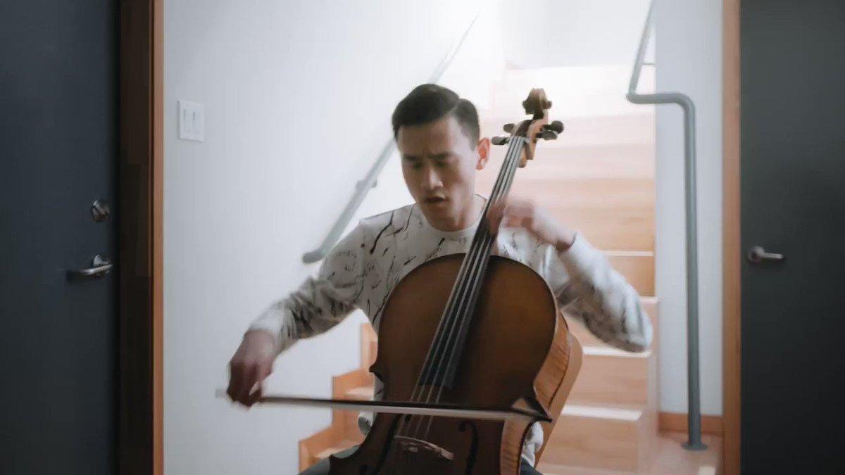 Cello cover of 'Run' by Joji. @sushitrash @88rising youtu.be/56Fv9_8AaCQ