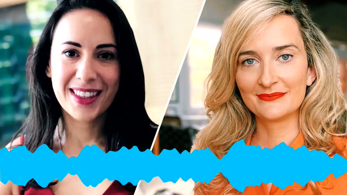 .@theheightstvs Romina Accurso and Hannah Carroll Chapman discuss how the @ABCTV serial was written, bringing in new voices by employing first-time and emerging Australian creatives. Listen now: bit.ly/2STE7DT #TheHeightsTV
