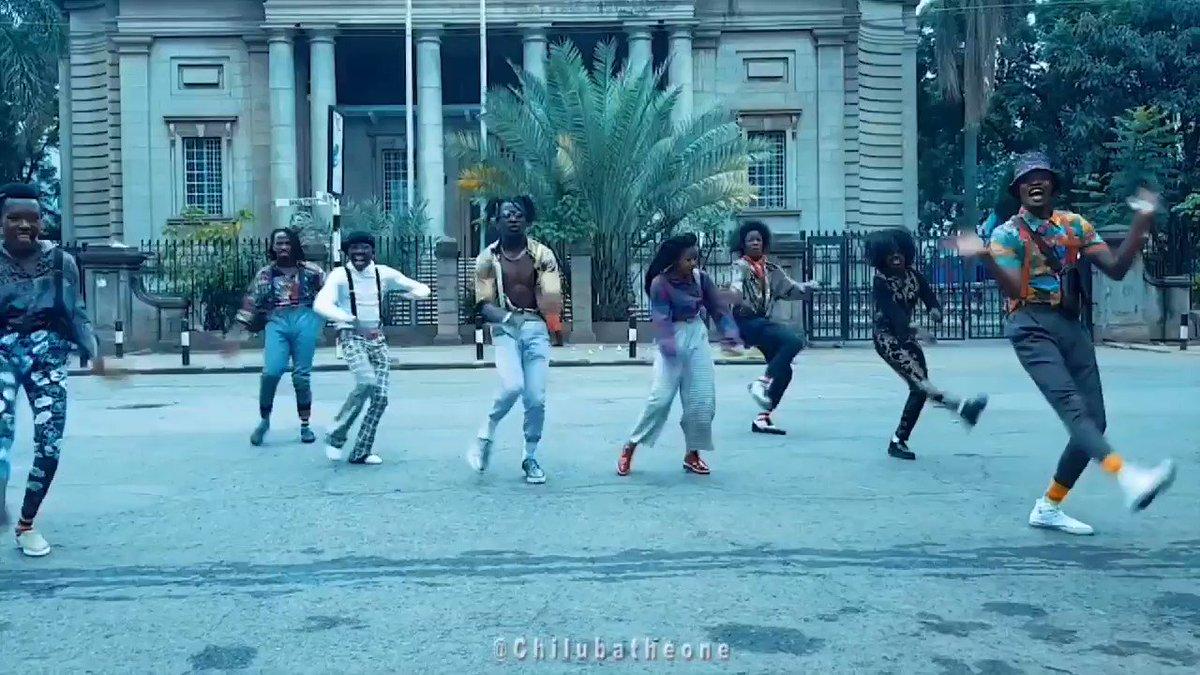 The choreo is fire 🔥🔥🔥🔥 @chilubatheone #Suzanna #MidnightTrain