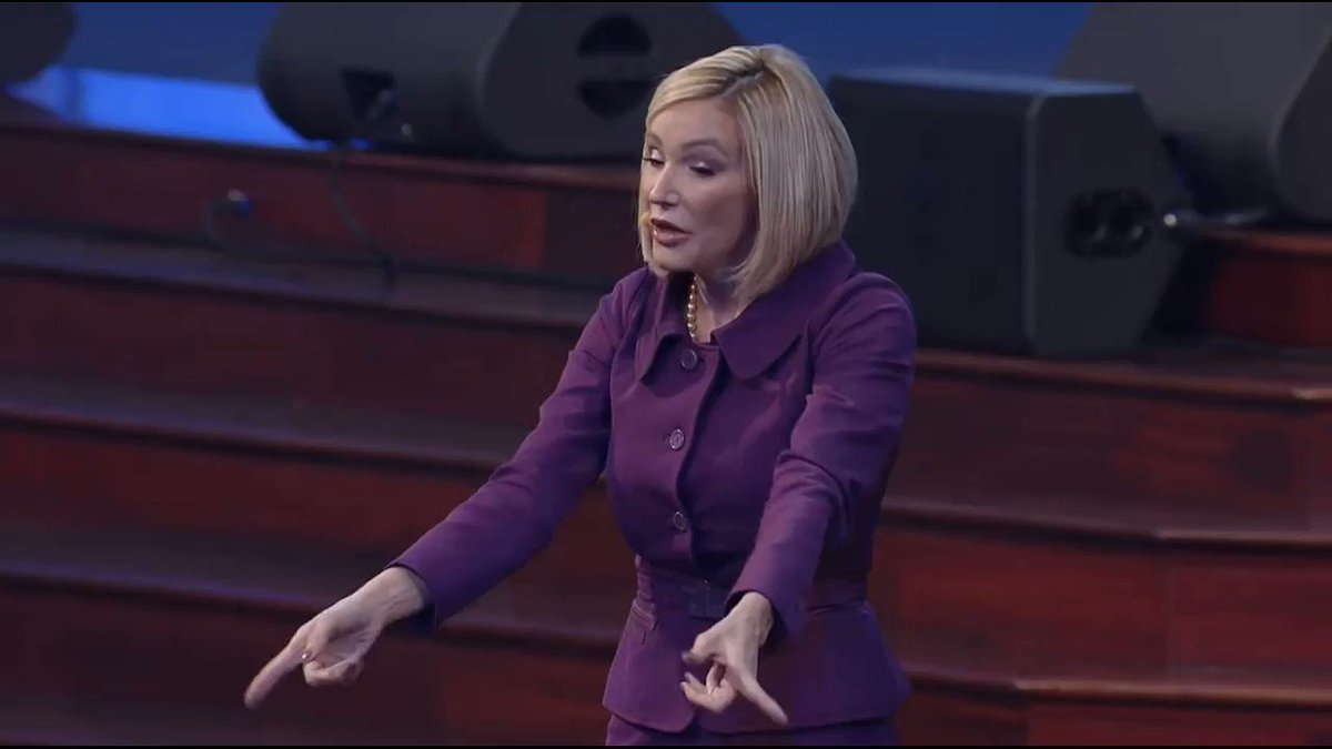 As reported by @smencimer, here is presidential spiritual adviser Paula White telling congregants they need to give to the church before paying their mortgage or electric bill.