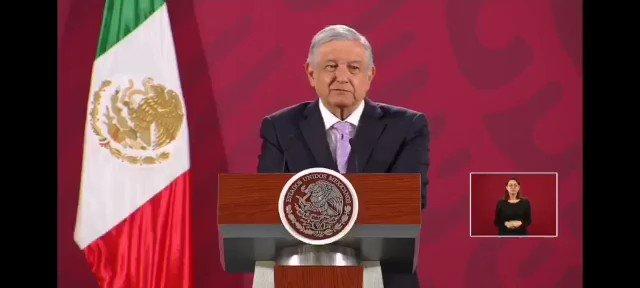 Image for the Tweet beginning: 🔴 El presidente #AMLO dijo