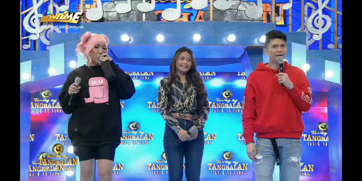 K Brosas for Tuesday Tawag ng Tanghalan ♥️ #KBrosas #TeamKBrosas #KKBtayo https://t.co/JvPC9aHdqK