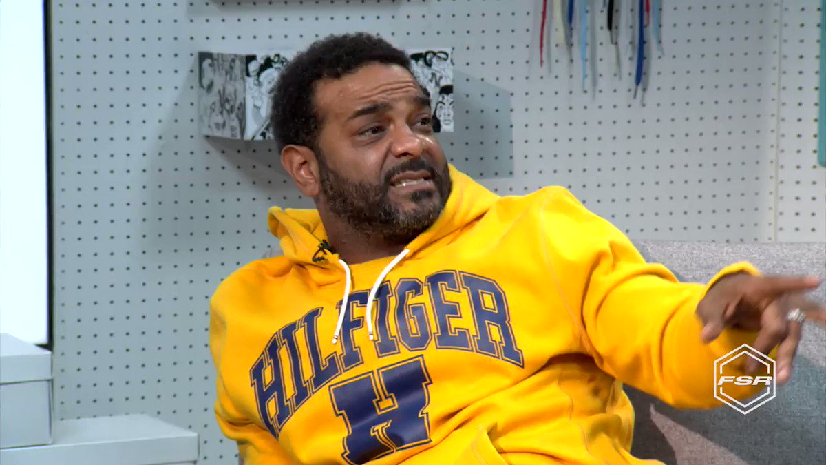 The powers that be need to make sure @jimjonescapo gets that upcoming Supreme x BB Simon belt, expeditiously.