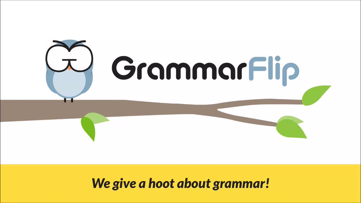 Teach your students prepositions with GrammarFlip's instructional video lessons, practice exercises, and writing activities! Allow us to revolutionize the way you teach grammar!  #techtools #2ndaryela #homeschooling