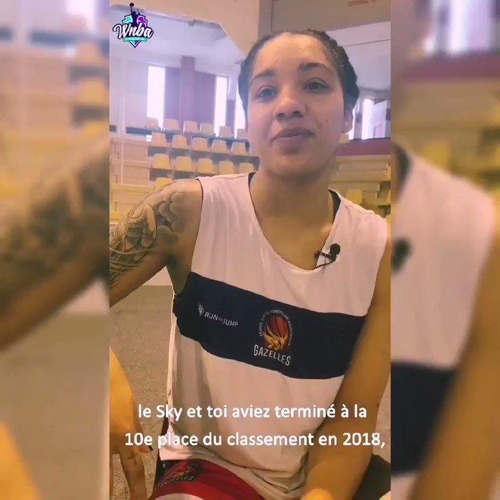 La franco-américaine, @gabbywilliams15 revient sur l'ascension du @wnbachicagosky lors de sa saison 2019 en #WNBA et l'impact de leur nouveau coach @coachjameswade ! 😁📈👌  A suivre ici 👀🎥⬇️ https://youtu.be/rGaBKA790yY  #WnbaFr