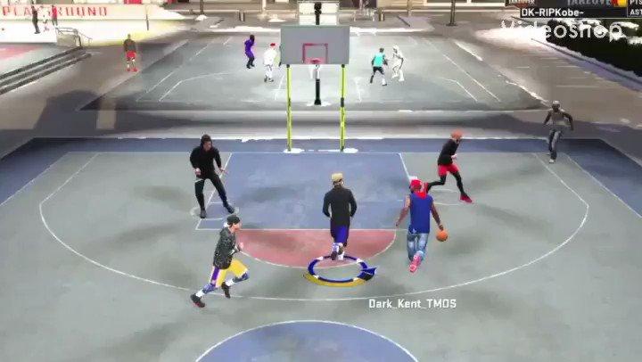 Some trash clips with @DGpro24 @ChoppaDk #NBA2K20 #2k20 #basketball #gaming #ps4 #dk #BlackHistoryMonth #tuesdayvibes #park #lakers #KobeForever #tweegram #twitch #twitchtv