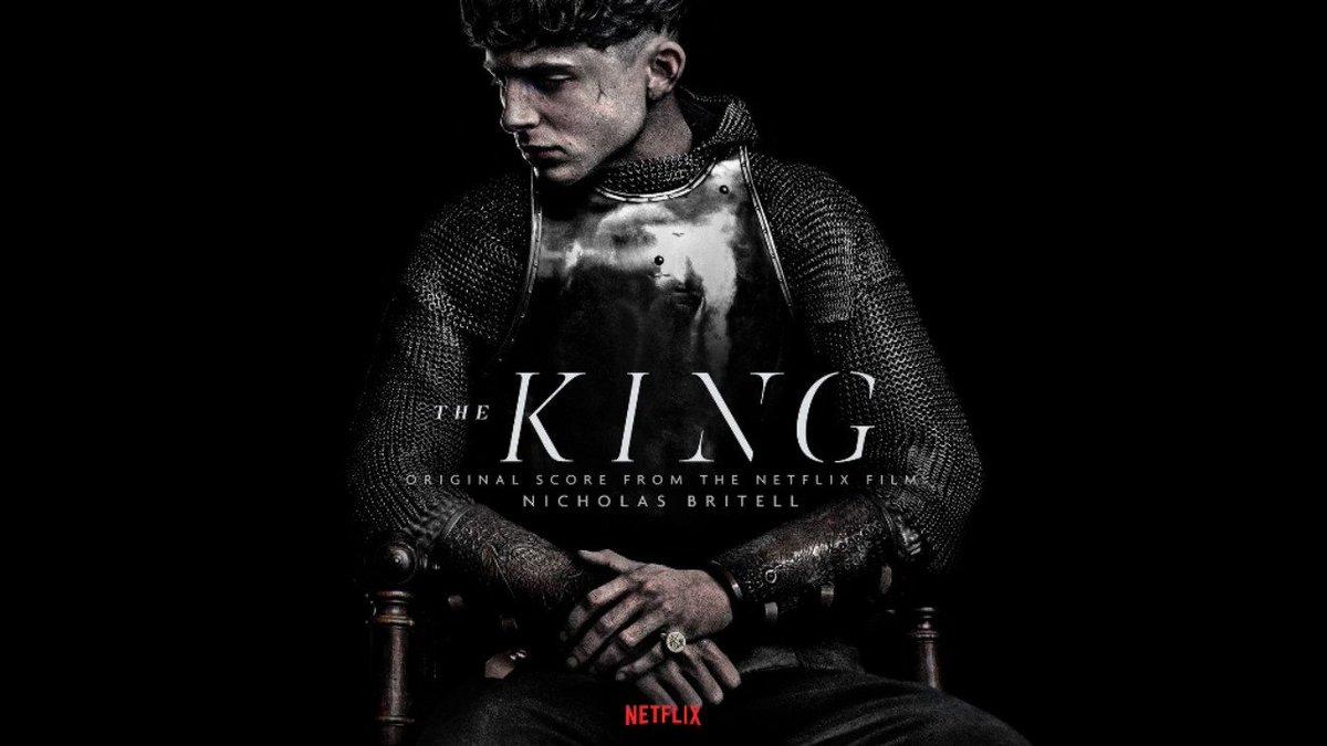 We really all slept on THE KING score last year didn't we? #Netflix #NicholasBritell #FilmTwitter pic.twitter.com/RJIwZAPT4f