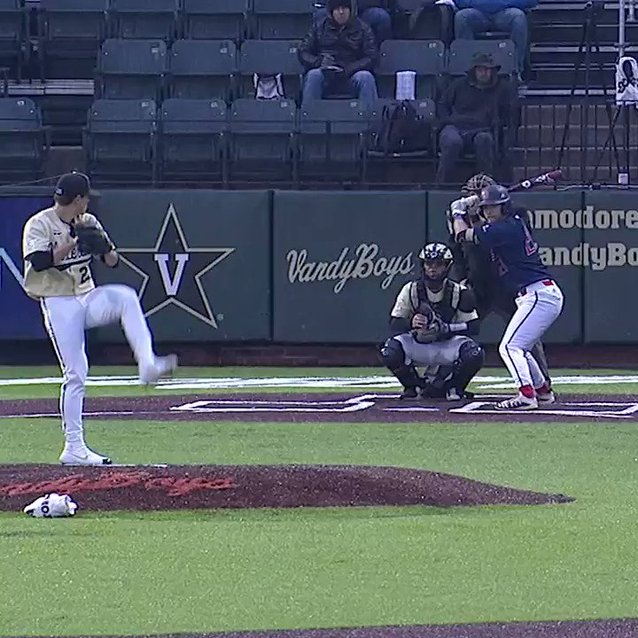 Jack Leiter, son of ex-MLB All-Star Al Leiter, tosses 5 no-hit innings in Vanderbilt debut