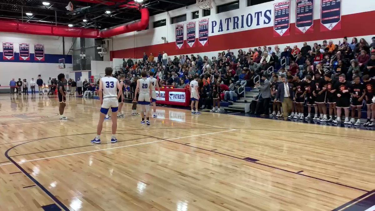 Video: Charlottesville's Zymir Faulkner buzzer beater in the lane to lift CHS past Western Albemarle for the 2020 Jefferson District championship. Instant Video brought to you by Blue Ridge School: Built for Boys