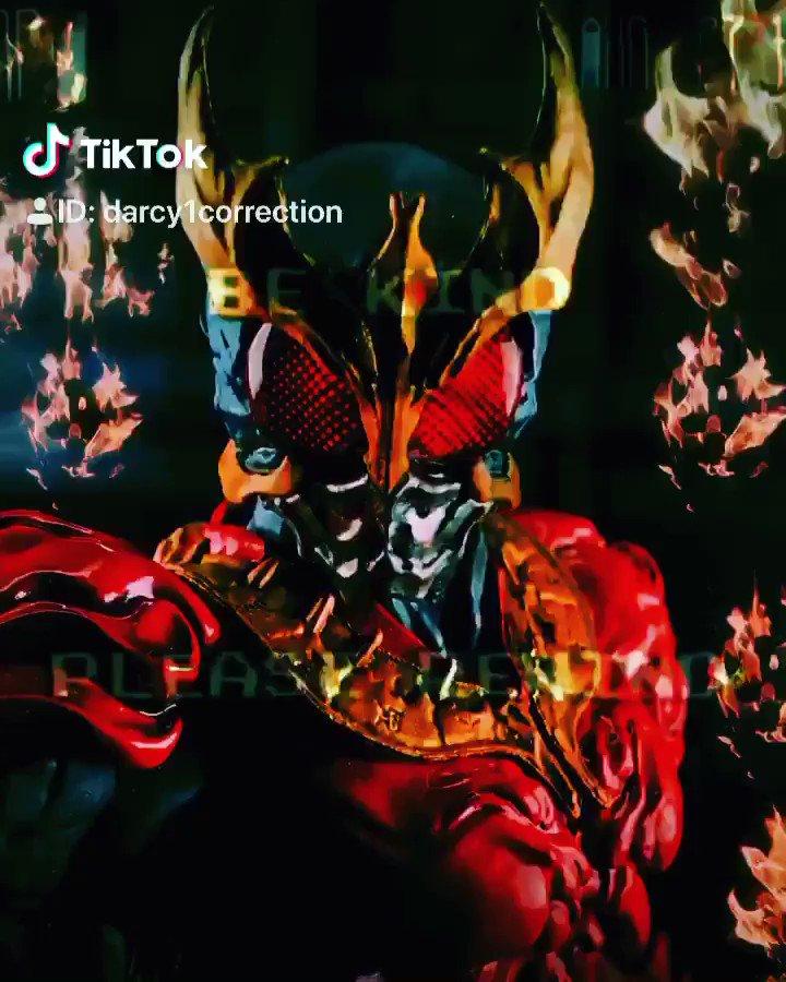 s.i.c. Kamen Rider Kuugas.i.c.仮面ライダークウガTikTok verいつも見てくれてる皆様✨ありがとうございまーすっ😊👍こんなんどうですか?😄Thanks for watching😄👍