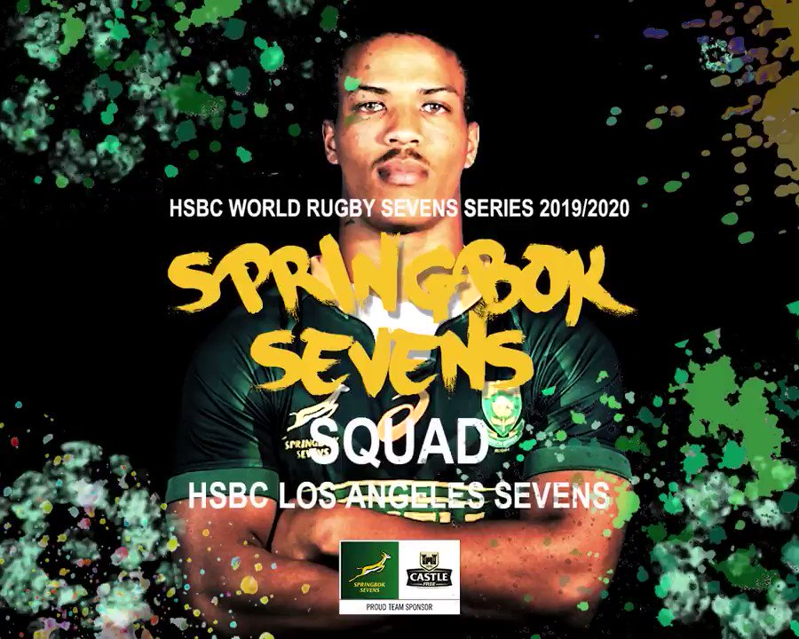 The #Blitzboks squad for the HSBC Los Angeles Sevens has been named. The full release here: ow.ly/SG0A50yq5qg #BestOfUs @WorldRugby7s @CastleFreeSA @FNBSA @ASICS_ZA