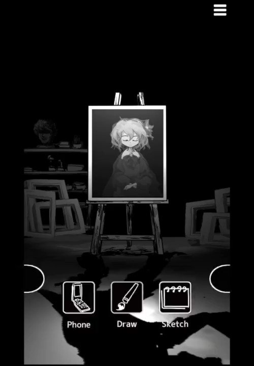 絵画の女の子と呪いの7日間を過ごすゲーム #まつろぱれっと をリリースしました。いろいろと気難しい絵画ですが、よろしくお願いします。Android iPhone