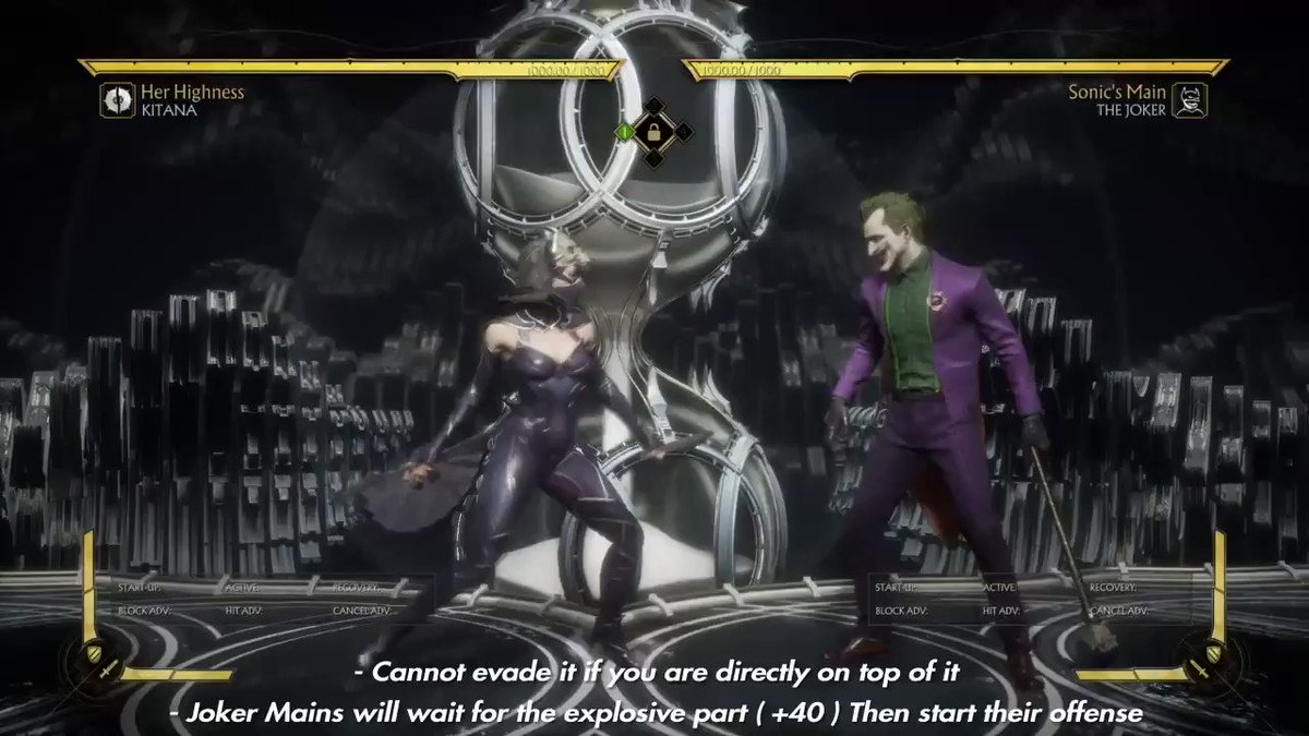 Image for the Tweet beginning: Anti-Joker EX Trap Tech
