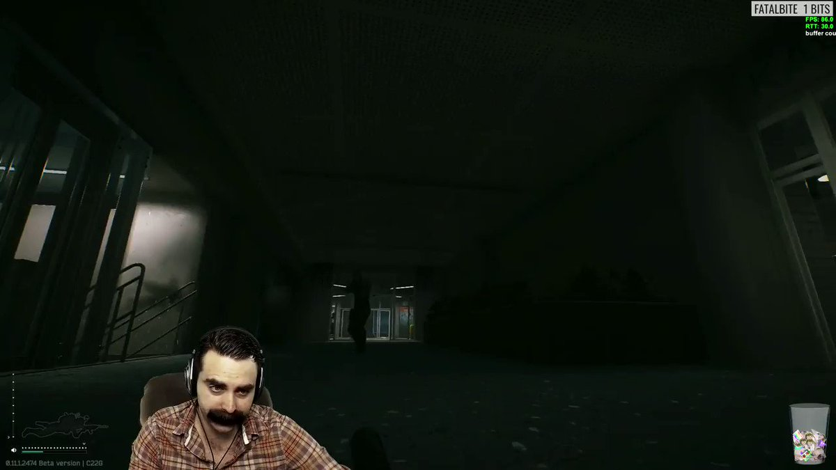 Starting up shortly for more Tarkov horrors. 👻