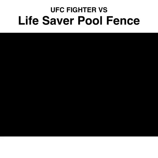 🥇Stipe Miocic is a UFC Heavyweight. He knows how to hit. He's also a 👨🚒firefighter. He knows about safety.   ⛑He chose Life Saver Pool Fence because it's strong enough to hit, and he trusts it for his daughter. #poolfence #lifesaverpoolfence #ufc #ufc241 #stipemiocic #dro