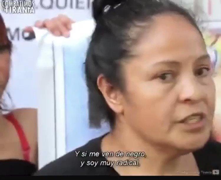"""Replying to @unna_chilanga: """"Y la que no quiera, que no estorbe"""" #UnDiaSinNosotras"""