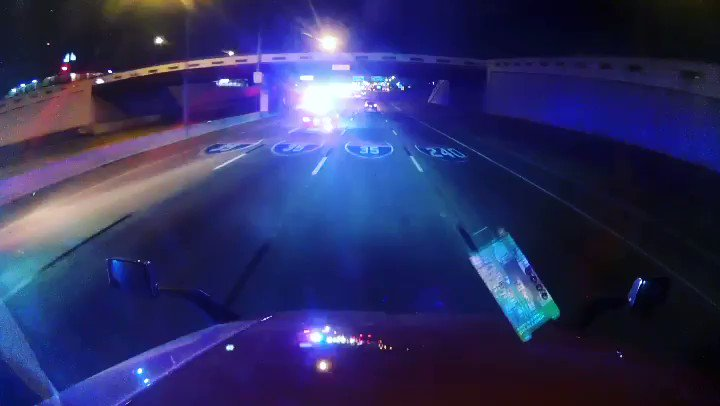 Follow @brittneyinpink  Oklahoma City Police Chase . . . . . . . . .  #policechase #code #police #policecar #cop #carsofinstagram #training #speeding #follow #military #discordservers #trafficstop #supervisor #join #discordserver #firefighter #ems #pit #unmarkedpolice #community