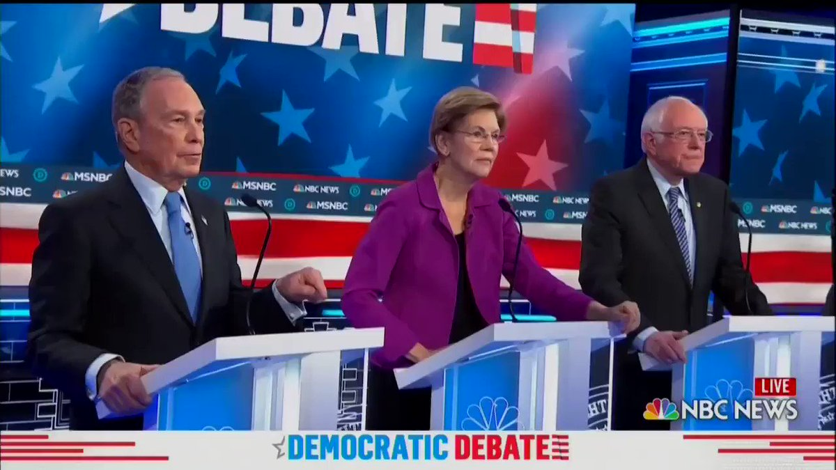 Cause Of Death Elizabeth Warren Democratic Debate S Brutality